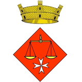 Escut Ajuntament d'Artesa de Lleida.