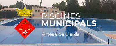 Piscines municipals 2021: abonaments i accés