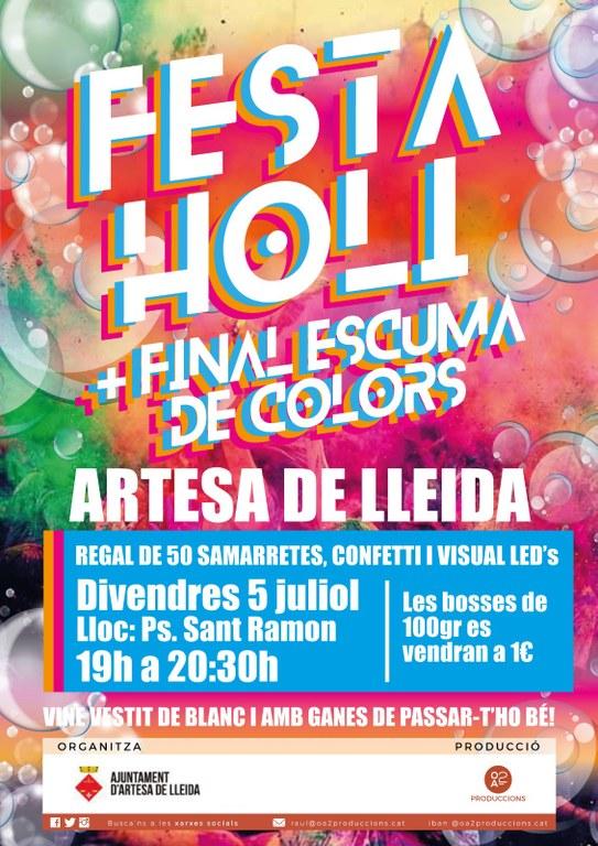 Cartell Holi - Artesa de Lleida.JPG